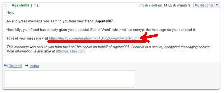 lockbin-email